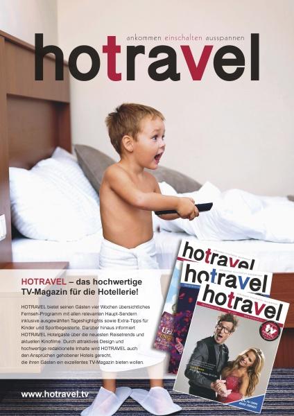 Das TV-Magazin für die Hotellerie