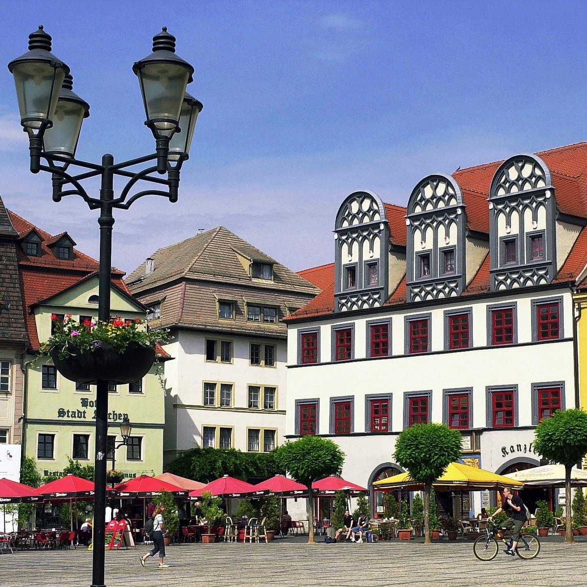 Naumburg_Marktplatz