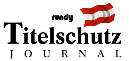 Titelschutz-Journal Österreich