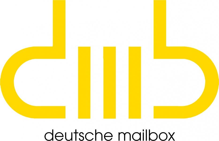 dmb-logo mit Schriftzug